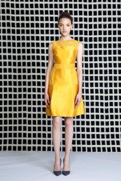 Amarelo Boom: Lela Rose  #amarelo #trend #resort