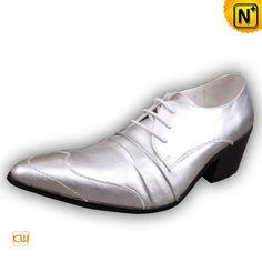 2012 / 2013 Designer Shoes Men's Lace-up Sliver Leather Wingtip Shoes CW769194 $218.57 - www.cwmalls.com