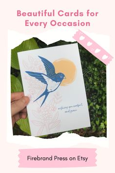 Send some love with these unique handmade cards—each one is designed to send love and cheer to the people you love most. New designs are added weekly, and fun assortments are available too! Click to see the new additions on Etsy. #greetingcards #birthdaycards #setsofcards #illustrationart #giftsforher Cute Birthday Cards, Birthday Cards For Friends, Birthday Gift For Him, Handmade Gifts For Boyfriend, Boyfriend Gifts, Anniversary Cards, Wedding Anniversary, Youth Groups, Valentines Gifts For Him