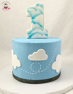 Time flies, clock cake, plane cake, time flies party idea 1st birthday cake smash cake, plane smash cake, times flies smash cake