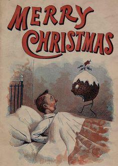 Vintage Creepy Christmas