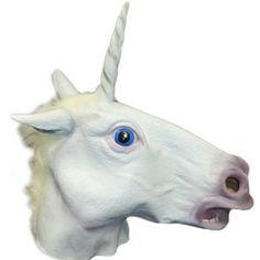 Unicorn Head Mask US
