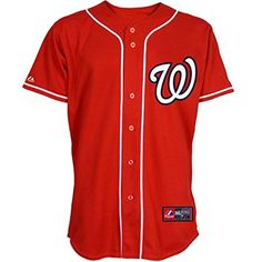 Washington Nationals Red Youth 2014 Alternate 1 Replica Jersey * You can  find out more details