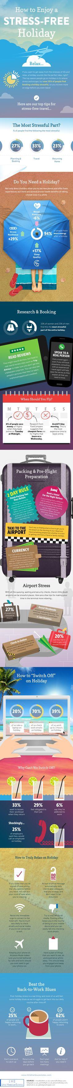 Making Travel Less Stressful