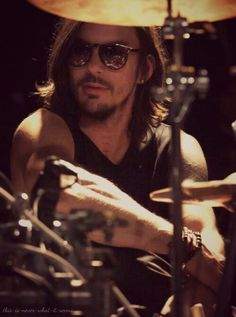 Shannon Leto - I've always had a thing for drummers and he is my No1!