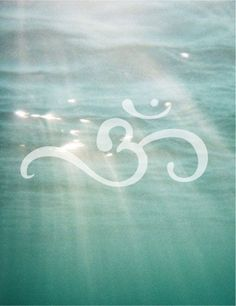 Serenity ~ Ohm Shanti Ohm - 'Om Shanti' means peace for the all human kind, peace for all living and non living beings, peace for the universe, peace for each and every things in this whole cosmic manifestation. I think this is beautiful for a tattoo. Namaste, Swing Yoga, Just In Case, Just For You, Om Mantra, Meditation, Om Shanti Om, Sup Yoga, Skin Art
