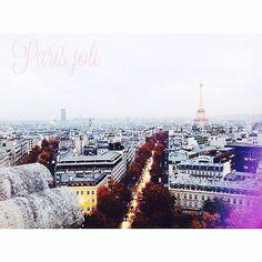 Paris joli on my Instagram : http://instagram.com/melicot/