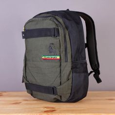 DAKINE Option 27L Backpack - 1650cu in Kingston, One Size | Skate ...