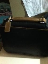 COACH - Beautiful Black Purse/Travel Bag