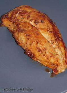 La Cuisine du Métissage: Blancs de Poulet au Sirop dErable