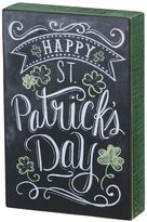 st. patrick's day wooden box sign - Google Search