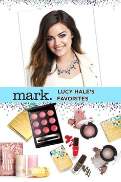 Shopping my fave beauty products today from mark. Brand Ambassador Lucy Hale's holiday must-haves list #AvonRep https:carlagriffin.avonrepresentative.com