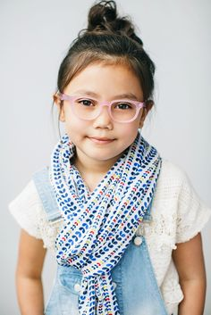 60de6d9f1f Limited Edition Kids Glasses    The Ruth Blush Pink