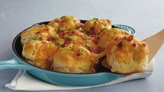 True story — at Bisquick we're wild about the Biscuit! Check out these bright ideas and fix-up some pretty darn delicious biscuits for your family.