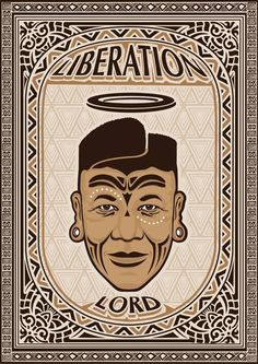 Oh Wow! - 'Liberation Lord' by Negritude Republic