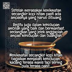 Secangkir Kopi Hitam Qoutes, Periodic Table, Sky, Album, Coffee, Inspiration, Fashion, Quotations, Heaven