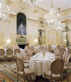 Le Meurice, Paris-> 50 Of The Best Hotels in the World (Part 4)