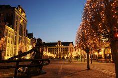 Oude Markt, #Leuven