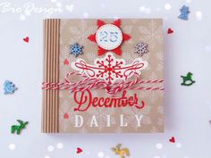 Scrapbook Journal, Mini Scrapbook Albums, Diy Scrapbook, Diy Mini Album, Mini Album Tutorial, Diy Crafts For Gifts, Fathers Day Crafts, Paper Crafts Origami, December Daily