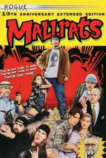 """Mallrats, 1995. /// """"Hell hath no fury like a woman scorned for Sega."""" /// Yes, it's obvious I have a soft-spot for Kevin Smith. This movie is simultaneously good and bad. Jason Lee makes me die laughing with his delivery of lines. I remember watching this over and over with my posse of teenager skater boys, those were the days."""