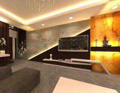 Tv Unit Furniture Design, Tv Unit Design, Bed Furniture, Home Garden Design, House Design, Office Ceiling Design, Lcd Units, Modern Tv Wall Units, Tv Cabinet Design