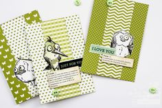 With the new range of Lady Pattern Paper hello CARDS, I can literally create cards even quicker than before. I like making ten minute cards for people. Making Ten, Crazy Bird, Card Maker, Pattern Paper, Card Ideas, Birds, Stamp, Range, Create