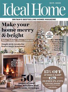 Ideal Home UK - Janaury 2017