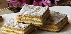 Chod: Zákusky a koláče - Page 3 of 255 - Mňamky-Recepty. Czech Recipes, Ethnic Recipes, Baking Recipes, Dessert Recipes, Yummy Cookies, Something Sweet, Graham Crackers, Carrot Cake, Sweet Recipes