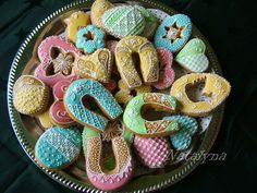 Honey Easter Cookies