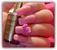 SassyLittleNails: FOXY21 Gel polishes review