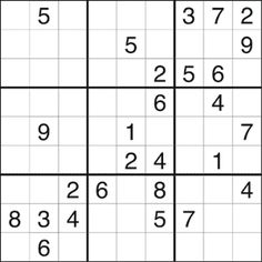 You'll have a funtastic time with our great selection of free printable puzzles and online puzzles and games: Sudoku, Word Search, The Daily Crossword, Mahjongg Dimensions and many more. Sudoku Puzzles, Number Puzzles, Free Printable Puzzles, Contexto Social, Maze Game, Adult Games, Printables, Lettering, Education