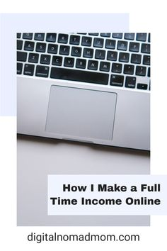 Learn how I lost my job and was still able to make a full time income! Just because you don't commute to a 9-5 doesn't mean you can't make money - find out how I did it!