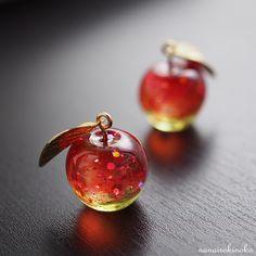 Kawaii Jewelry, Kawaii Accessories, Cute Jewelry, Making Resin Jewellery, Resin Jewelry, Beaded Jewelry, Uv Resin, Resin Art, Wire Crafts