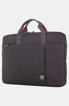 knomo LONDON 'Lincoln' Briefcase available at #Nordstrom