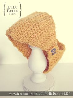 READY to SHIP  SunGold crochet CLASSIC by LuLuBelleDesigns1226, $24.00