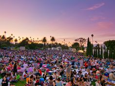 Cinespia's Hollywood Forever Cemetery -Outdoor Movie