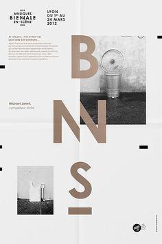 Biennale Musiques en scène 2012 by Les Graphiquants