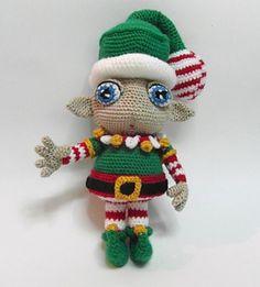 Ravelry: Elf pattern by Sueños Blanditos