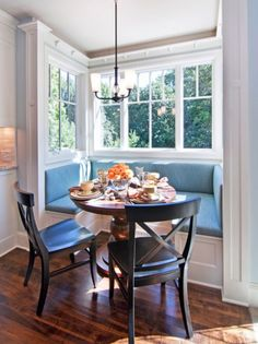 13 Cozy, comfortable and delightful breakfast nooks for the kitchen