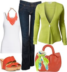 """""""Cool Summer"""" by fiftynotfrumpy ❤ liked on Polyvore"""