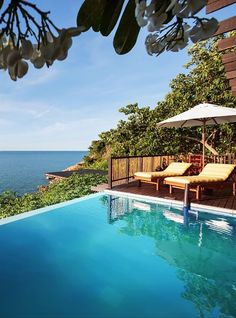 10 Sexy & Affordable Hotels With Private Plunge Pools  #refinery29  http://www.refinery29.com/plunge-pool-hotels