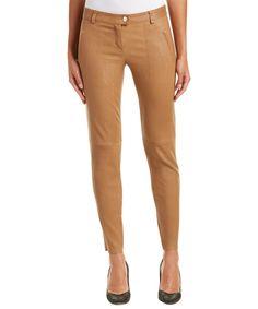 ESCADA Escada Leather Pant'. #escada #cloth #pants