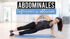 Rutina de abdominales | ABS inferiores y oblicuos