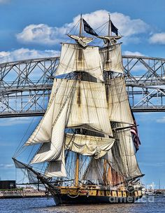 Tall Ship Duluth Minnesota Print by Dale Erickson on FineArtAmerica