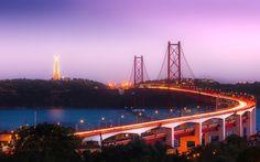 Puente Vasco da Gama, el más largo de Europa #destinoturistico #topdestino #portugal #portugal2017 #destino2017 #topdestination #destination2017 #viajar #viajar2017 #travel #travel2017 #paisaje #landskape #beauty #belleza #toptravel #lisboa #lisboa2017 #lisbon #lisbon2017 #puente #puentevascodegama #vascodagama #bridge #vascodagamabridge #puentevascodagama #beautysky #cielorosa #pinksky #cielobello