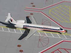 Gemini Jets American Eagle Embraer ERJ-140 1:200 G2AAL167
