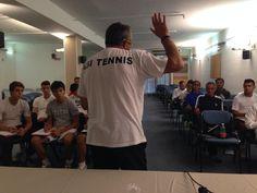ASI Settore Tennis Corso di Formazione, Caserta
