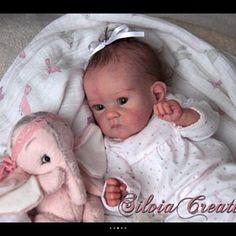 Custom Pixie by Bonnie Brown by FairytaleVillage on Etsy Reborn Dolls, Reborn Babies, Pixie, Pikachu, Human Babies, Newborn Baby Dolls, Silicone Dolls, Realistic Dolls, Precious Children