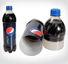 The Pepsi bottle stash is a stash safe that looks just like a regular bottle of Pepsi, but when opened, contains a compartment to store cash, jewelry, drugs, or your super-secret porno stash. The Peps...