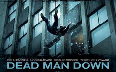 ***DEAD MAN DOWN***  Early Release!! UV Code ONLY!! Go to listia.com....earn credits then use those credits to bid on and win this movie! IT'S FREE!!